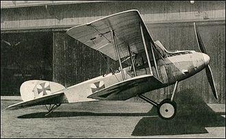 Albatros C.V - Image: C.VI
