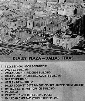 Image illustrative de l'article Dealey Plaza