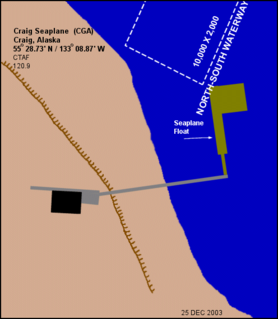 Craig Seaplane Base