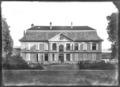 CH-NB - L'Isle (VD), château, vue d'ensemble extérieure - Collection Max van Berchem - EAD-7344.tif