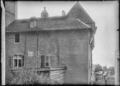 CH-NB - Lausanne, Ancien évêché, vue partielle extérieure - Collection Max van Berchem - EAD-7271.tif