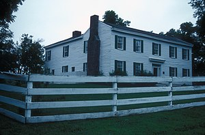 National Register of Historic Places listings in Clay County, Missouri - Image: CLAYBROOK HOME