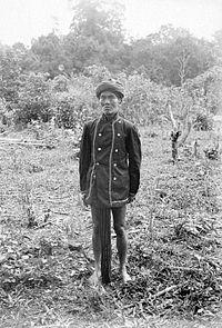 Kepala kampung Tanjongjan