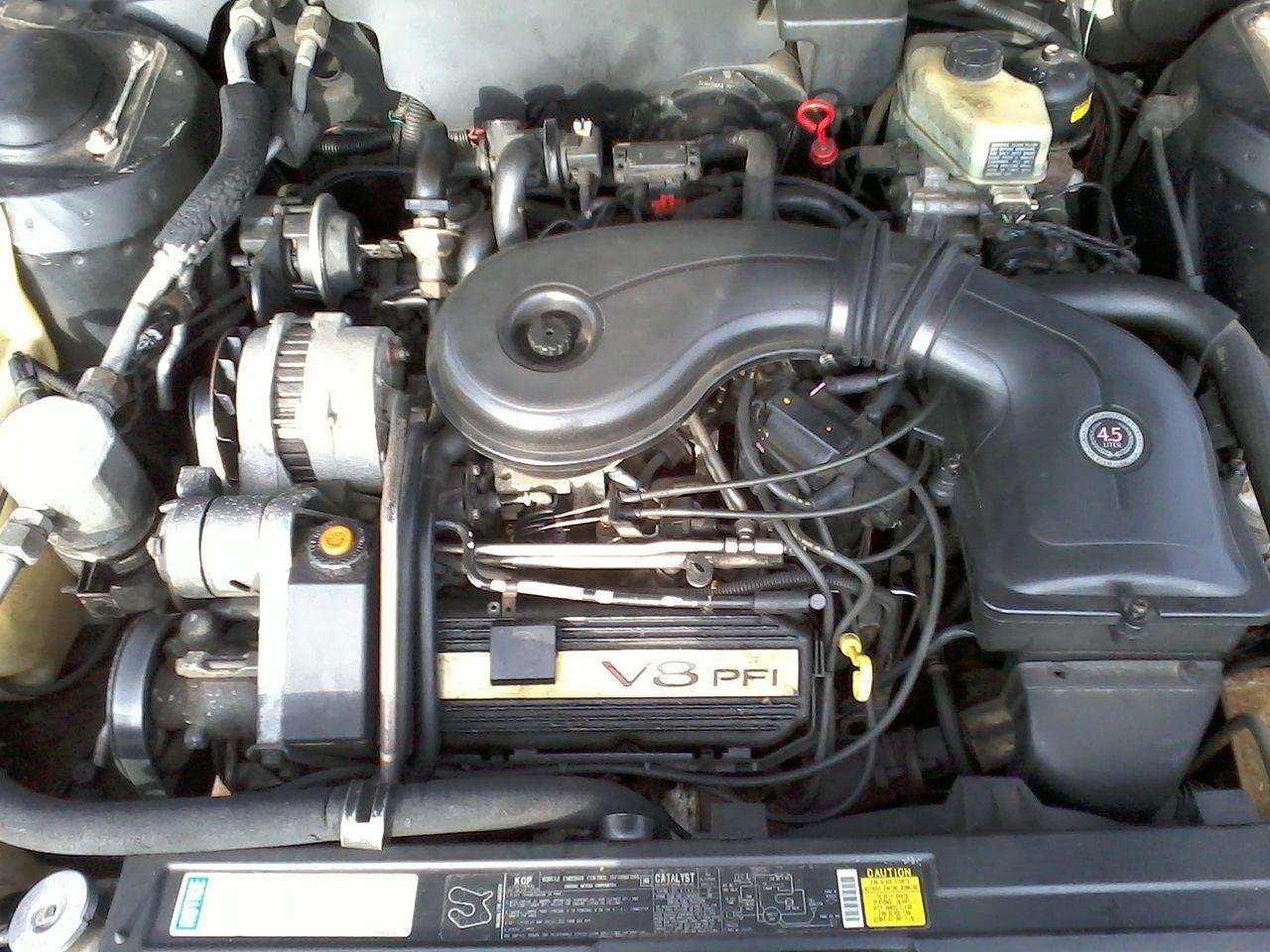 Px Cadillac L Ohv V Engine