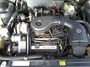 Cadillac High Technology engine - Cadillac 4.5 L engine