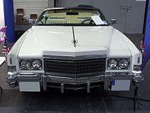 Cadillac eldorado wikip dia for Cox motors nashville tn