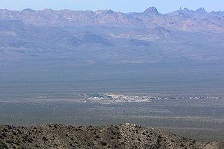 Cal-Nev-Ari, Nevada Census-designated place in Nevada, United States