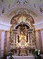 Calvary Church Pápa altar.jpg
