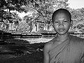 Cambodian young monk - panoramio.jpg