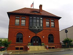 Old Camden Post Office - The building in May 2014