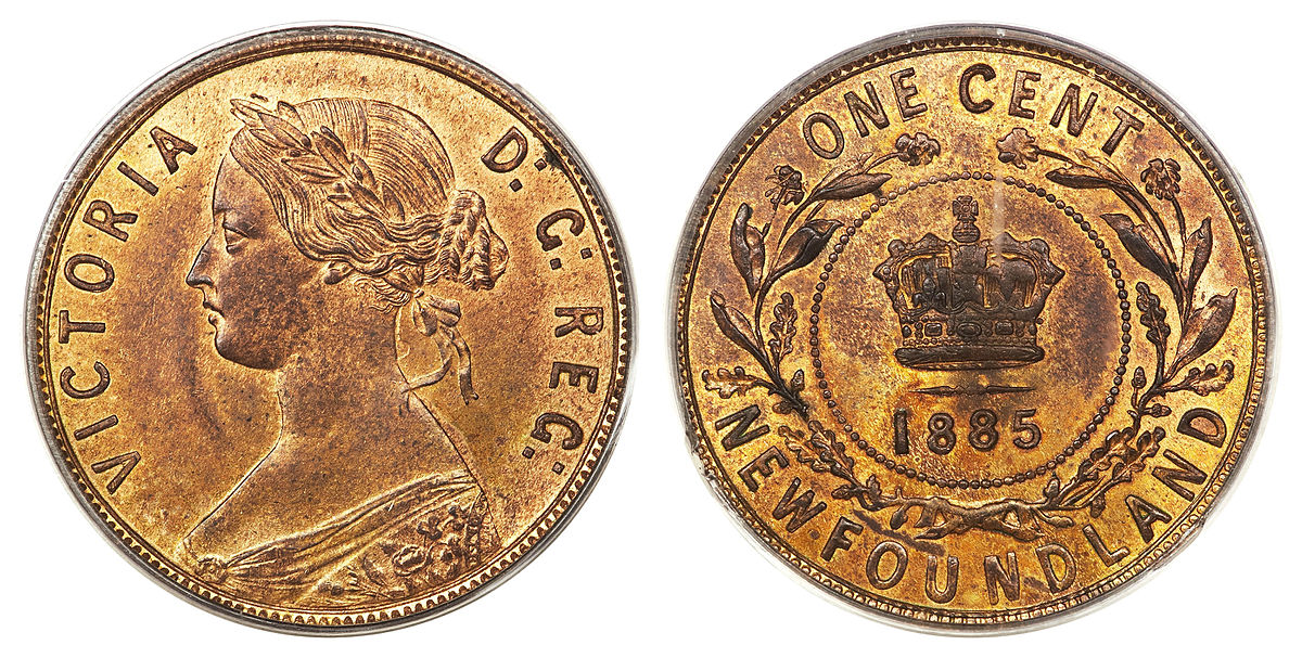 Newfoundland One Cent Wikipedia