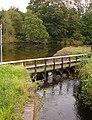 Canal feeder, Penarth weir - geograph.org.uk - 575117.jpg