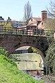 Canale Navile, ponte sul Canalazzo nei pressi del Sostegno del Battiferro - panoramio.jpg