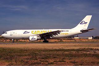 Euro First Air - Canarias Cargo