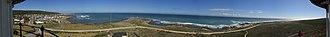 Cape Agulhas - Image: Cape Agulhas panorama