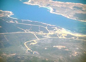 Cape Barren Island - Settlement on Cape Barren Island
