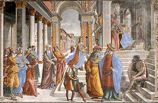 Presentation of Virgin Mary