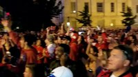 File:Caps Win the 2018 Stanley Cup Watch Party F Street Washington Capitals (01).webm