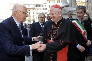 Ennio Antonelli Catholic cardinal