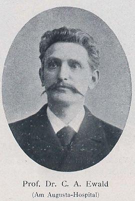 Carl Anton Ewald