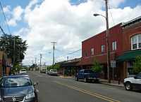 Carlton Oregon Main Street - OR47.JPG