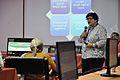 Carolyn Royston - Digital Engagement of Museums - National Workshop - NCSM - Kolkata 2014-09-22 7173.JPG