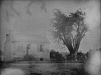 Carondelet, St. Louis - Carondelet Court House, 1860