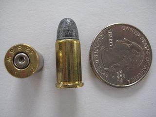 .32 S&W cartridge