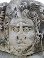 Carved Medusa, from the Theatre, Myra (32767718225).jpg