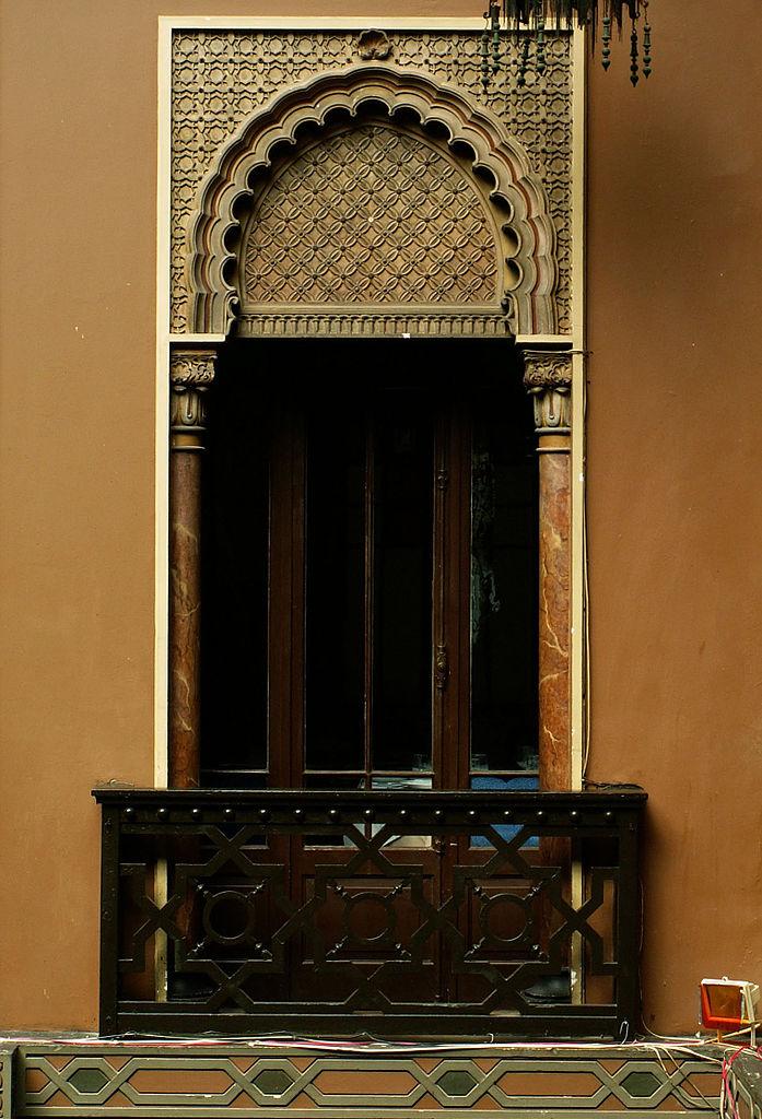 Fenetre de style arabo-andalou à Lisbonne - Photo de Jaime Silva