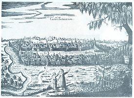 Kazan in 1630