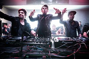 Cash Cash - Cash Cash performing in 2014