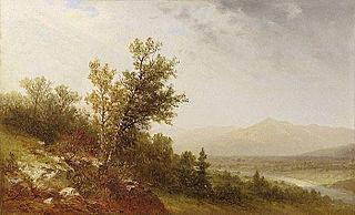 Mont Chocorua, 1867
