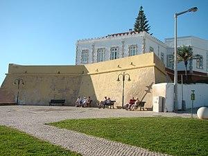 Praia da Luz - Castelo da Senhora da Luz, a fortress constructed between 1640 and 1670