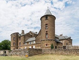 Onet-le-Château - Castel of Onet-le-Château