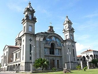 Delta Amacuro - The Divina Pastora Cathedral in Tucupita.