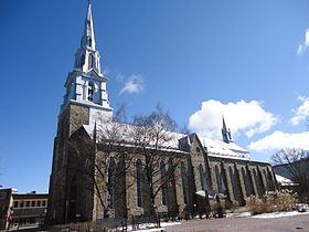 Image illustrative de l'article Cathédrale Saint-Germain de Rimouski