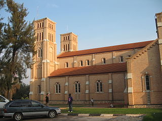 Roman Catholic Archdiocese of Kampala archdiocese