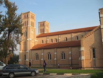 Roman Catholic Archdiocese of Kampala - Catholic Cathedral of Kampala.