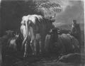 Cattle Resting (Pieter van Bloemen) - Nationalmuseum - 17285.tif