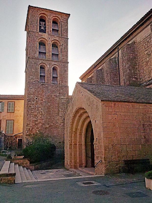 Monument historique à Caunes-Minervois