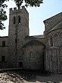 Caunes-Minervois (11) Abbaye 08.JPG