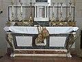 Cause-de-Clérans église Cause autel (1).JPG