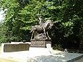 Cavalry of the Empire Memorial, Hyde Park 02.jpg