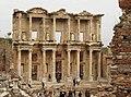 Celsus library in Ephesus (5631570049).jpg