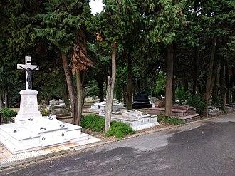 Cementerio del Buceo, Montevideo - Image: Cementerio del Buceo 5