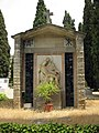 Cementiri de Terrassa, panteó capella Família Badrinas (I).jpg
