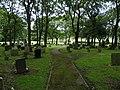 Cemetery. Waterhouses. - geograph.org.uk - 505120.jpg