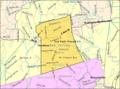 Census Bureau map of Mendham Borough, New Jersey.png