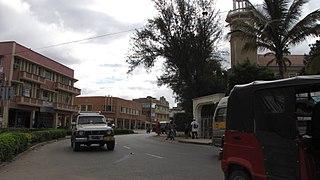 Dodoma Capital of Tanzania